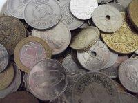 pieniądze z całego świata