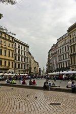 stare zdjęcia Krakowa